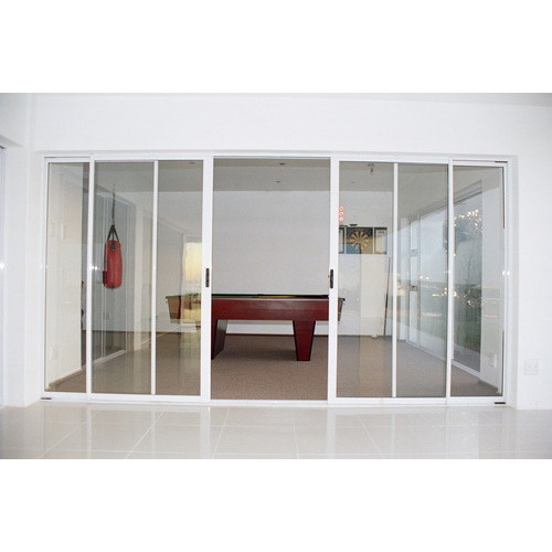 4 Panel Sliding Glass Door: 4 Panel Sliding Aluminium Door, Aluminium Sliding Door