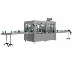 Semi-Automatic Bottle Filling Machine