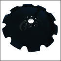 Carbon. Boron Black Disc Blade, For Tractors, For Harvesting