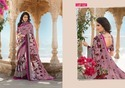 Printed Cotton Silk Sarees with Blouse Piece