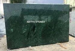 Aditya Stonex Baroda Dark Forest Green Marble