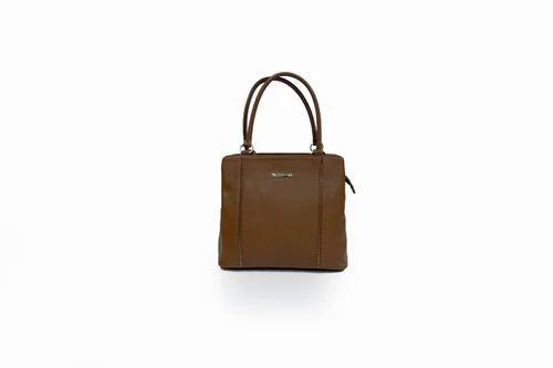 9793b6a301d9 Brown Jblues Leather Handbag