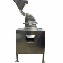 Stainless Steel Fruits and Vegetables Pulperizer Machine, Automation Grade: Automatic