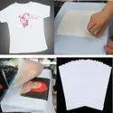 Light Cotton T Shirt Transfer Paper