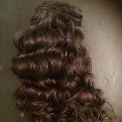 South Indian Wavy Curly Hair