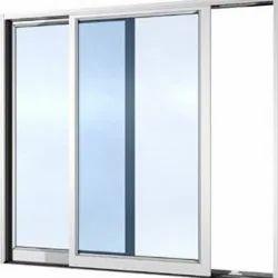 Sliding UPVC Mesh Windows