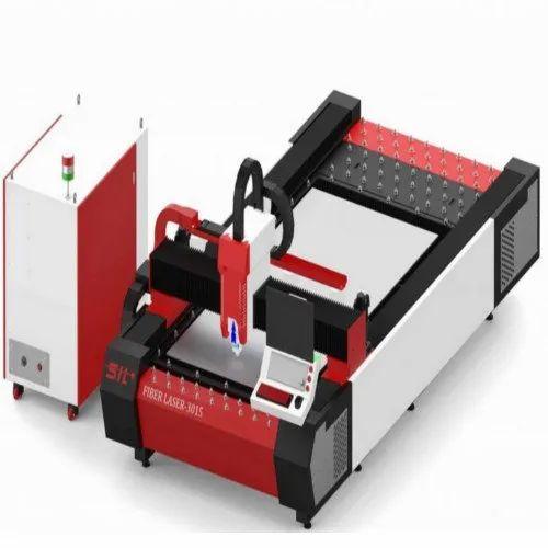 Flexi Fiber Laser Metal Cutting Machine