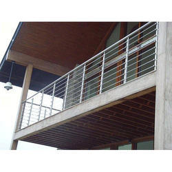 Stainless Steel High Quality Outdoor Balcony Railings