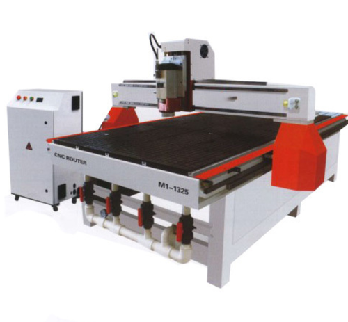 CNC Routers - CNC Metal Engraving Router Manufacturer from New Delhi