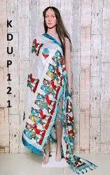 Ladies Khadi Dupatta