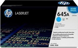 HP C9731A 645A Cyan Toner Cartridge