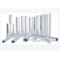 Welded Aluminium Pipe And Tube Size 1 4 Inch 1 Inch Rs 190 Kilogram Id 21089963762