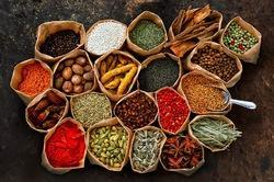 Ground & Whole Spices