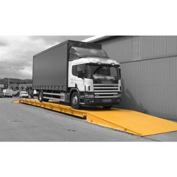 12m Mild Steel Electronic Weighbridge