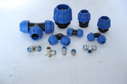 Compressed Air Pipe Accessories