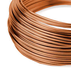 Solid Electrical Copper Wire