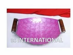 Silver Stainless Steel Metal Bowl for Restaurant