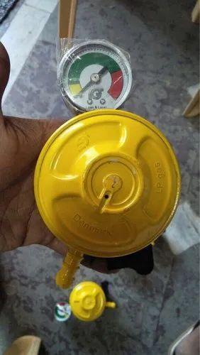 IGTM001 GAS SAFETY REGULATOR