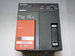 Gray Motion Controllers A171SHCPUN, IP Rating: IP21, 24 V DC