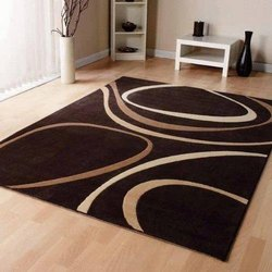 Rectangular Designer Floor Carpet, Size/Dimension: 10x8 feet, Packaging Type: Packet