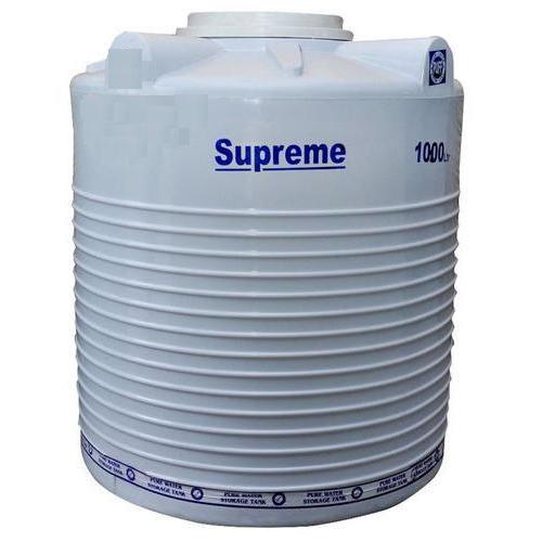 Water Storage Tanks >> Sufreme Water Storage Tank Capacity 0 250 Liter Rs 5 Litre Id