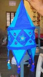 Fabric Lantern