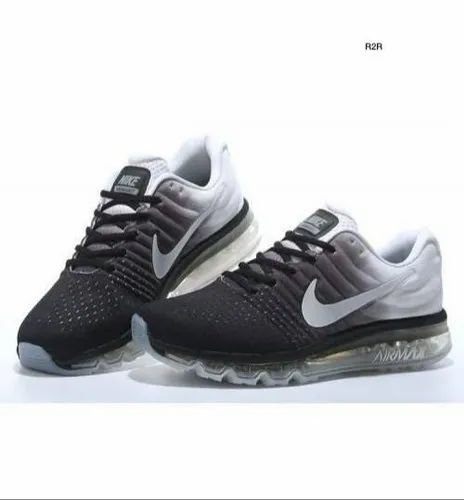 63b9b4e48e2 Sports Black Nike Airmax 2017 Shoes, Size: 7-10, Rs 2000 /pair | ID ...