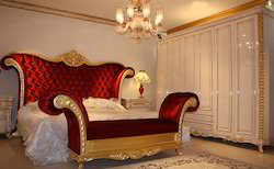 24 Carat Gold Luxury Bed