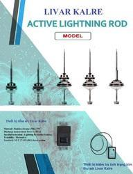 Kalre Active Lightning Rods