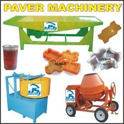 Paver Machinery