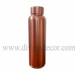 Bespoke Pure Copper Bottles