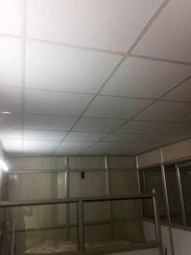 Grid False Ceiling Contractors