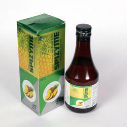 Digestive Enzyme Syrup, Packing Size: 200 Ml