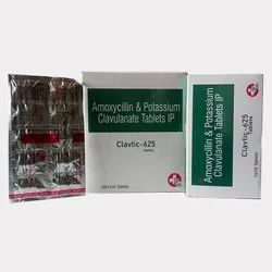 Amoxycillin 500mg Clavulanate Acid 125 mg