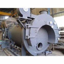 Used Industrial Hot Water Boiler