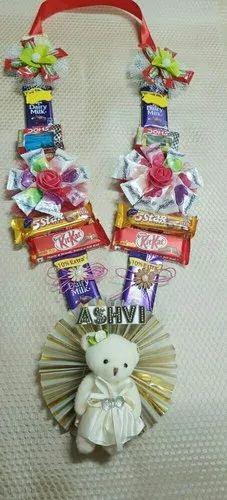 Holi Chocolate Mala For Kids