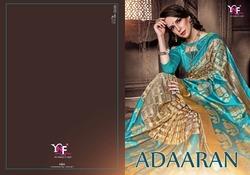 YNF Adaaran Series 29174-29179 Stylish Party Wear Organza Silk Saree