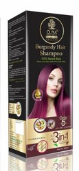 Burgundy Hair Colour Shampoo