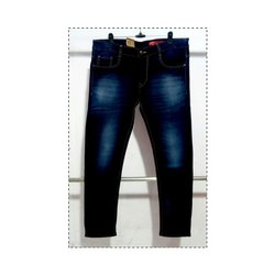 Cotton Mens Stylish Jeans
