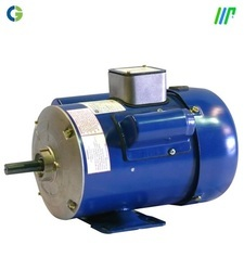 Crompton Greaves 1500RPM Single Phase Electric Motor, For Industrial, IP Rating: IP55