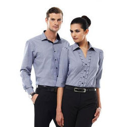Cotton Corporate Uniform, Size: Small, Medium, Large