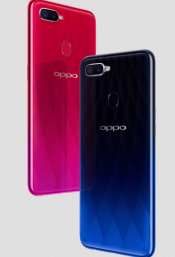 Oppo F9 Pro Mobile Phones