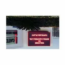 LED Notice Boards