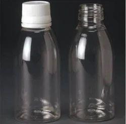 120 ML PET Mll Bottle 25 mm PP Cap