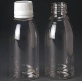 120 ML PET Mll Bottle 25 mm PP Cap