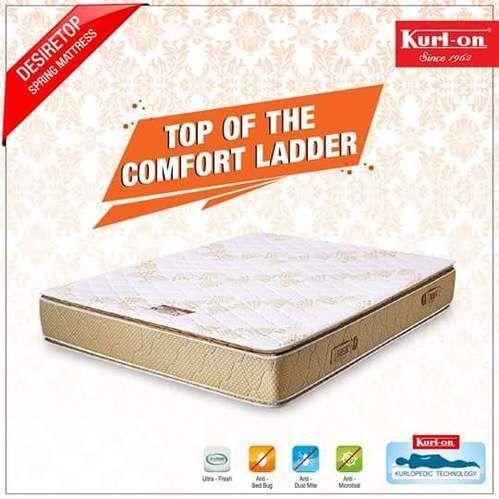 Double Sided Pillow Top Mattress 6 Rs 29199 Piece Shree Navkaar