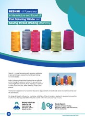Sewing Thread Winder Winding Machine Spares, For Textile Industry
