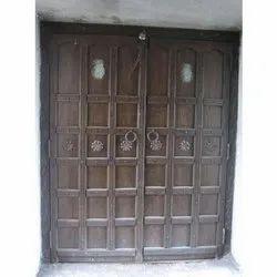 Interior Antique Door
