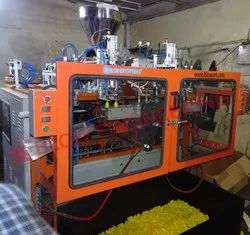 200ml. Plastic Blow Moulding Machine
