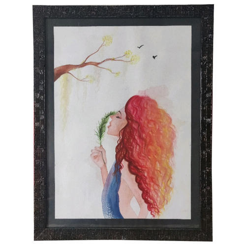 Acrylic Art Wall Hanging Painting Portrait Wall Hanging Painting